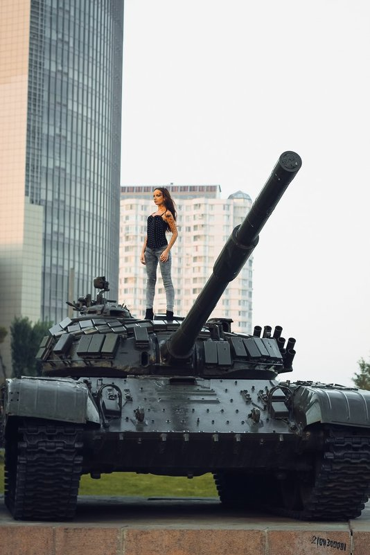 Тигр - Кристина Бессонова