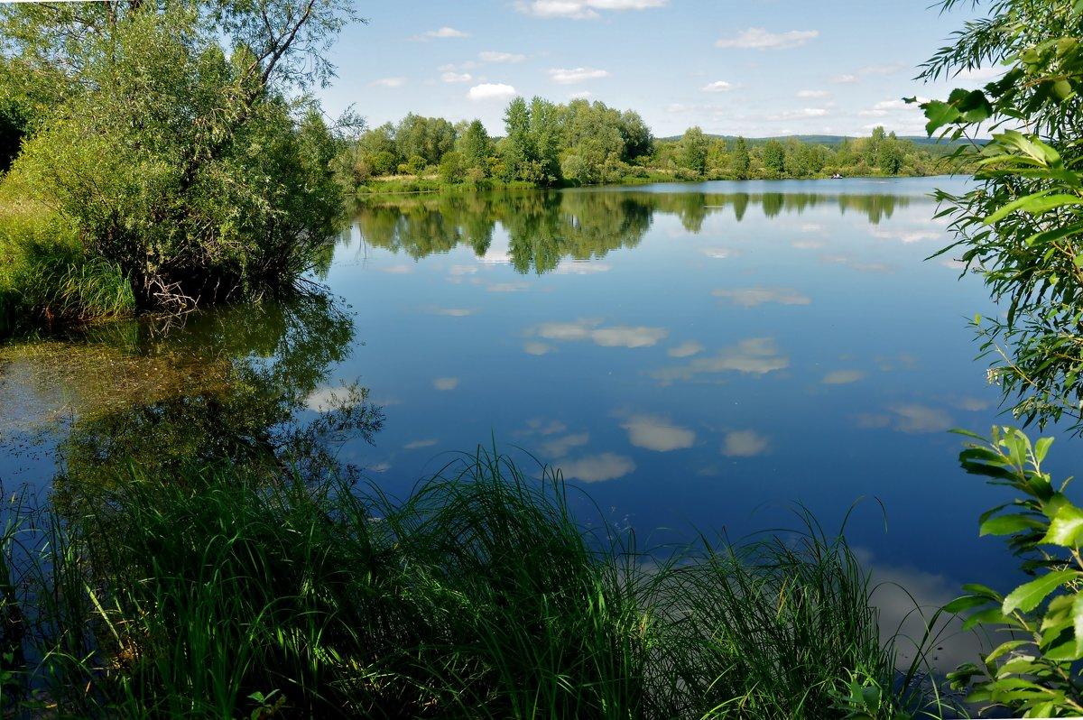у озера - djangalina *