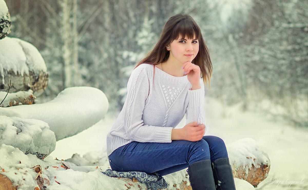 Зимой - Вера Сафонова