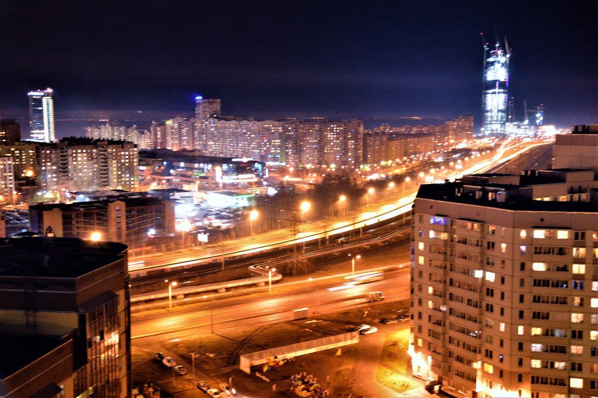 Питер - Геннадий Рублёв