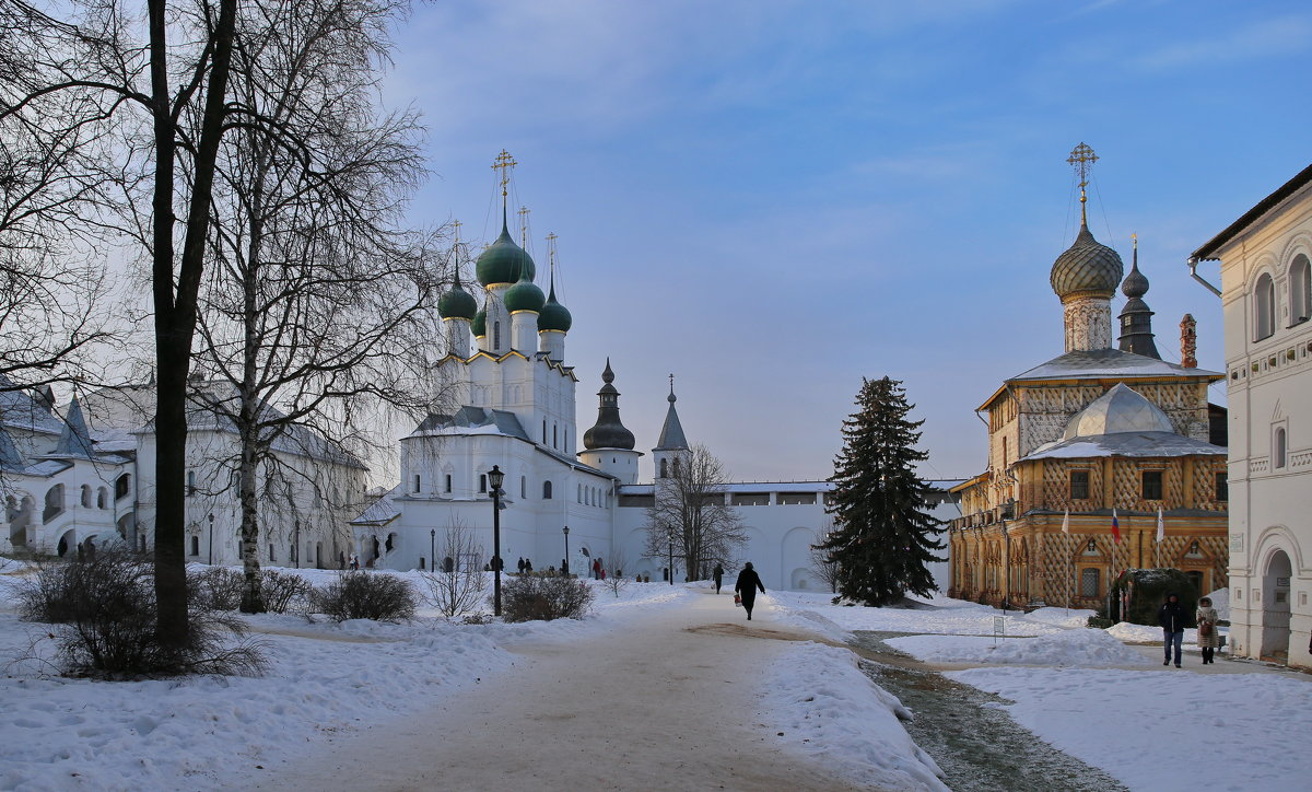 Ростовский Кремль - галина северинова
