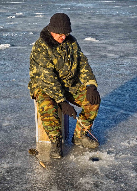 рыбак - юрий иванов