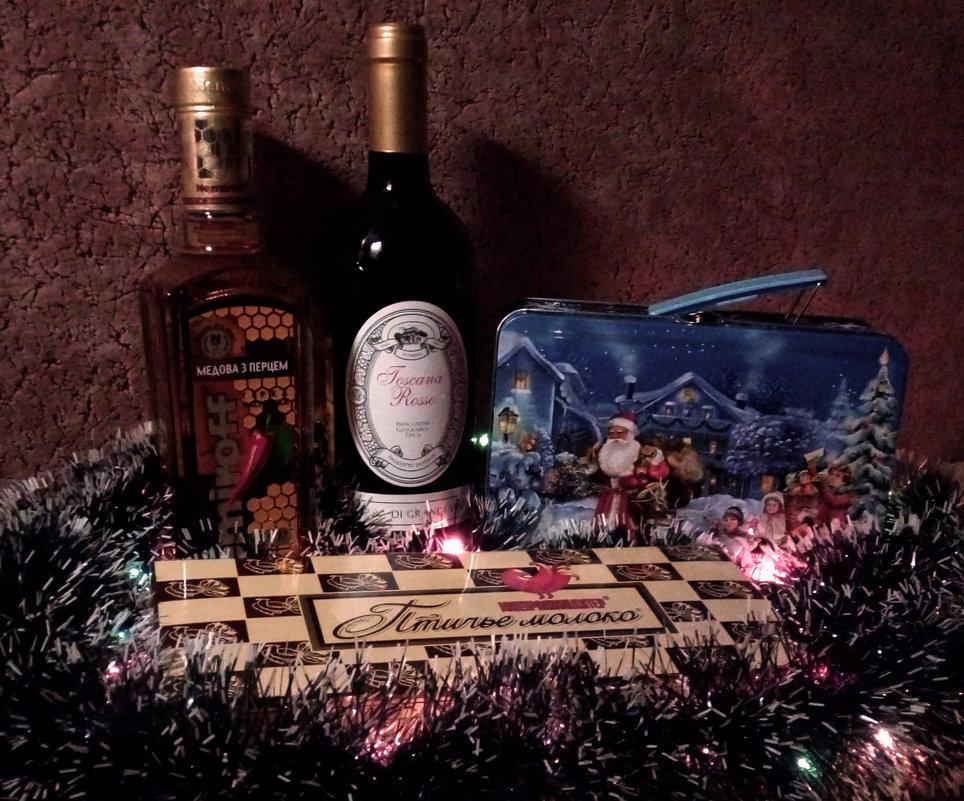 К новогоднему застолью - Марина Шанаурова (Дедова)