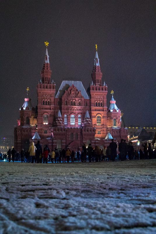 Исторический музей на Красной площади - Наталья Верхотурова