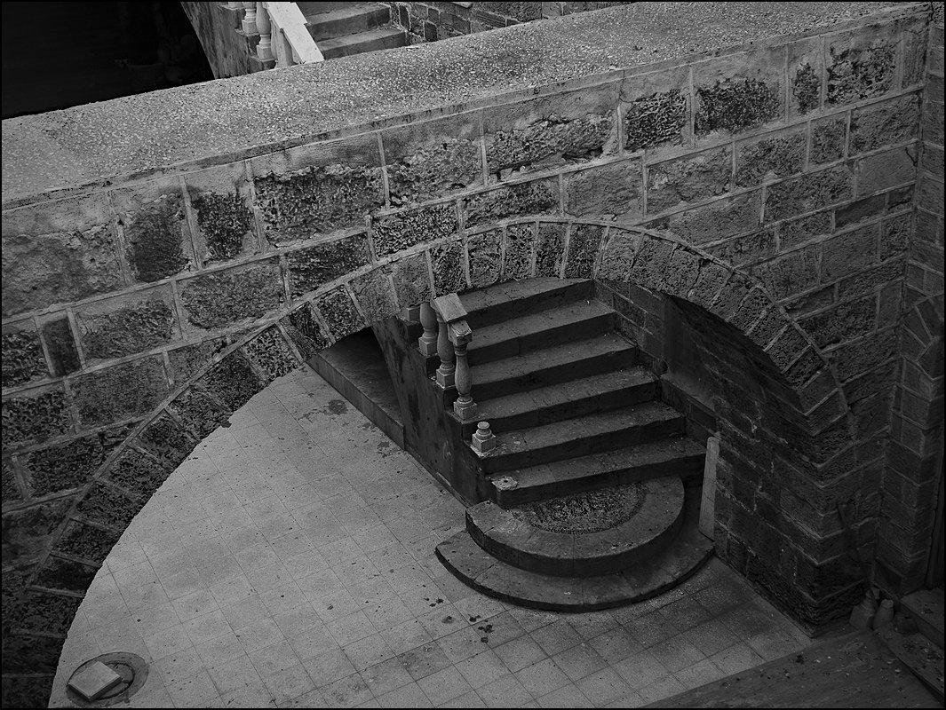 Арка и лестница. - Lmark