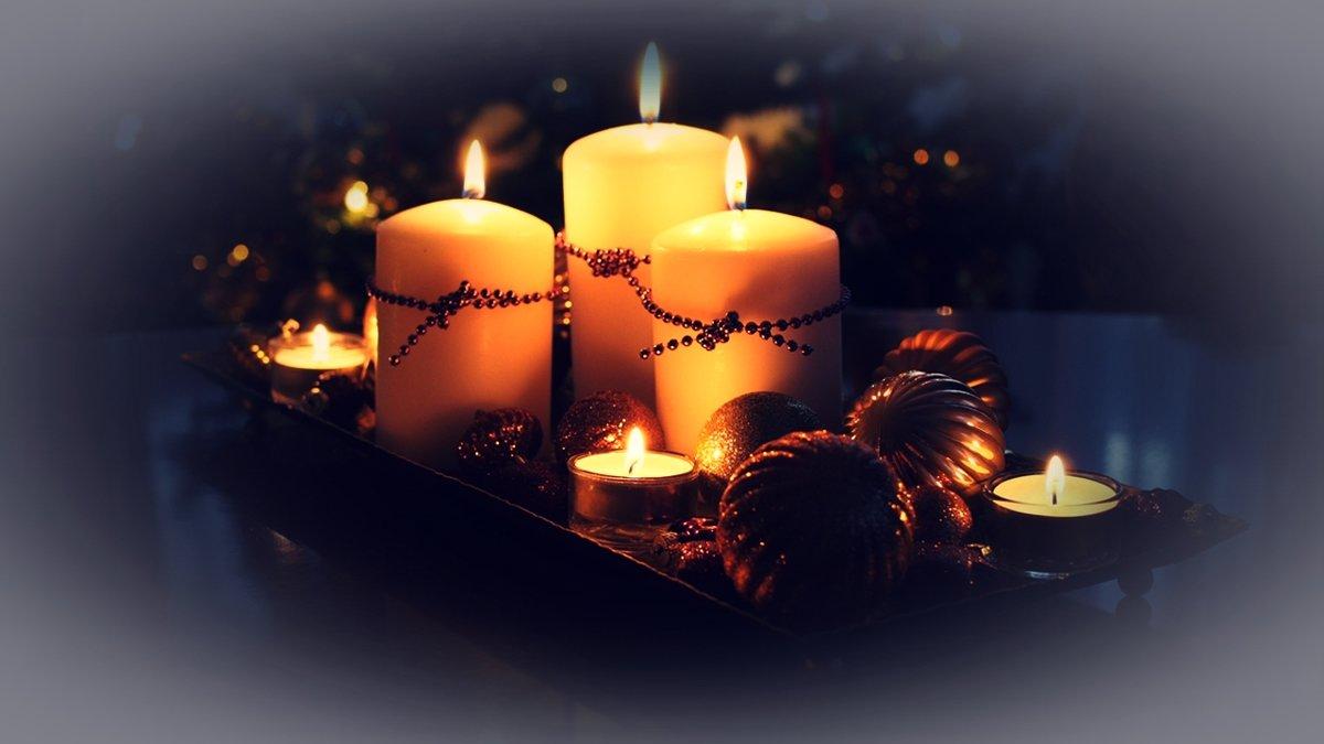 С чудесным Старым Новым Годом! - Swetlana V
