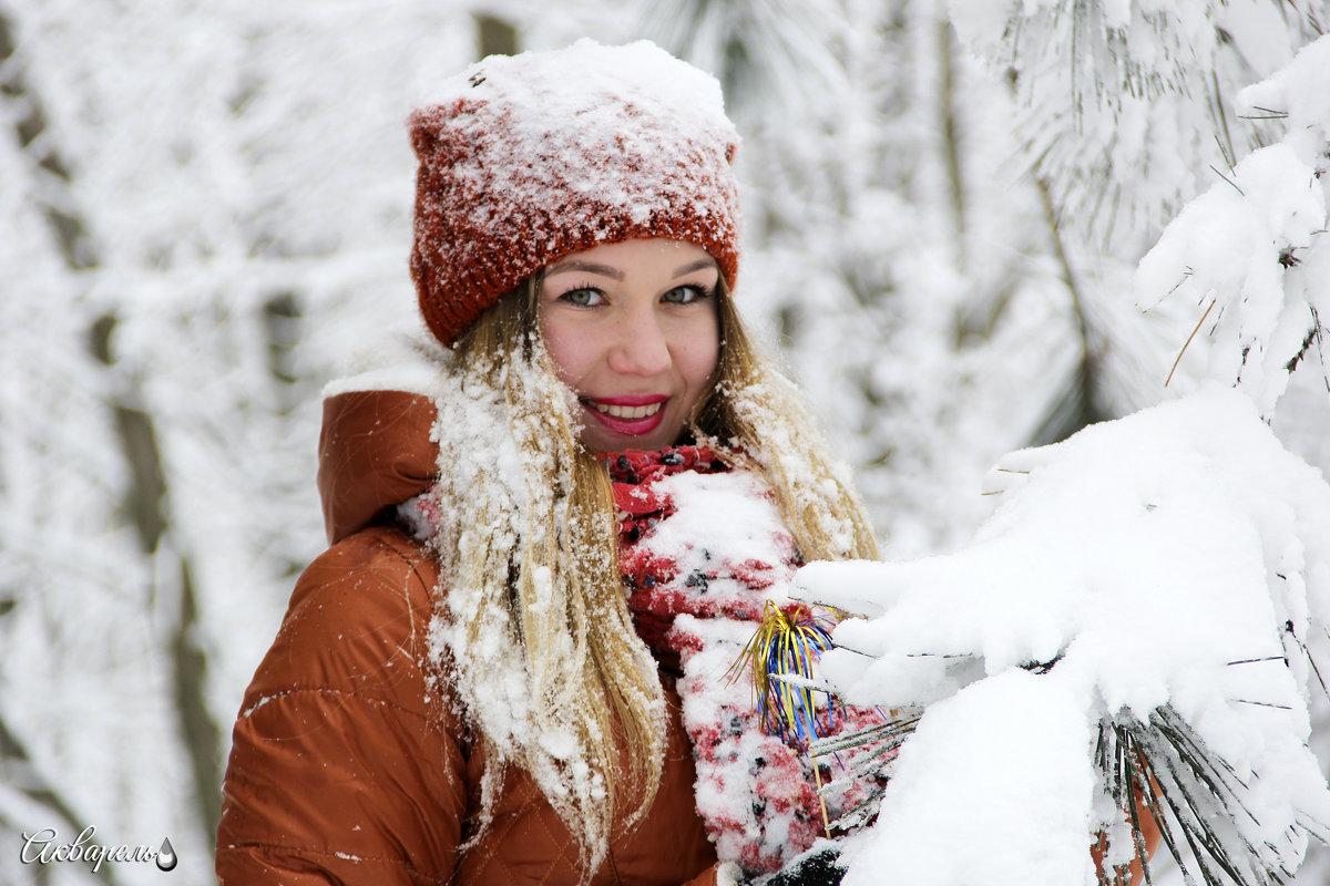 Снегурочка - Лилия Масло