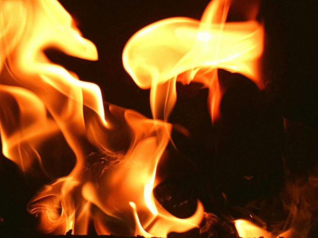 Огонь в печи... - Tatjana