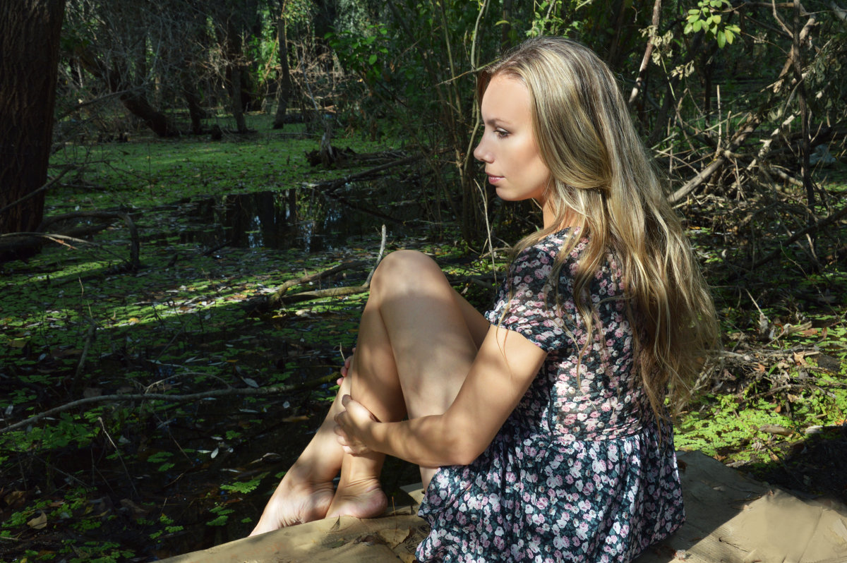Алёнушка - Вероника Подрезова