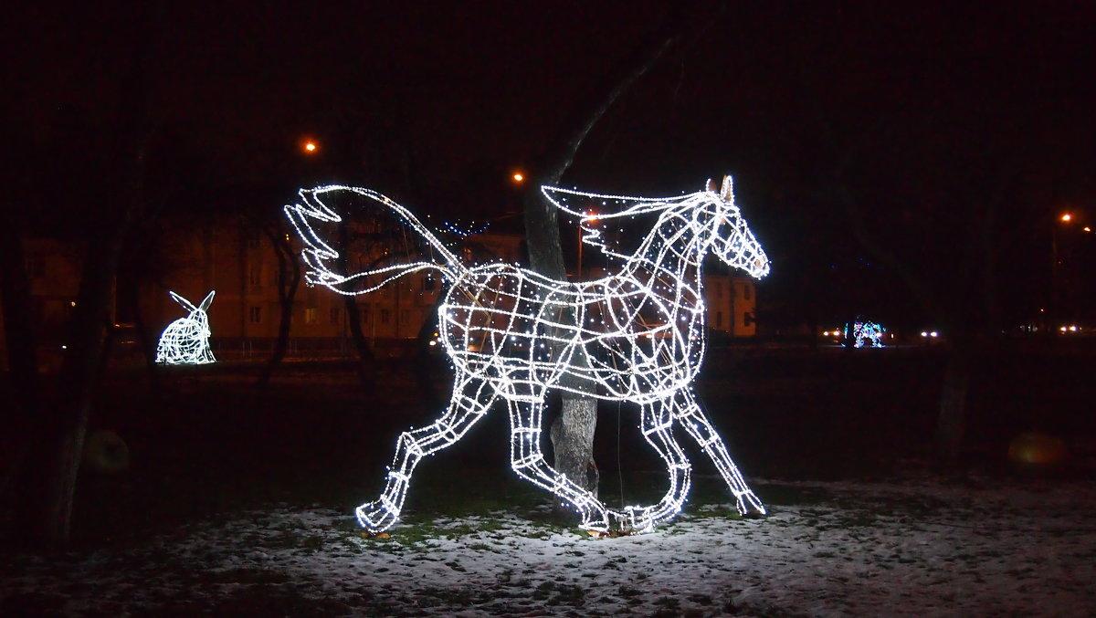 лошадь - Александр Прокудин
