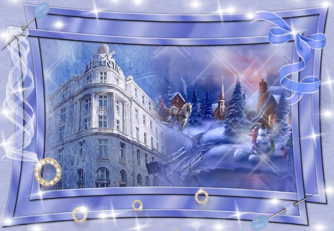 Со старым Новым годом, друзья! - Nina Yudicheva