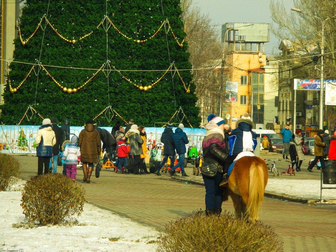 Елка Новогодняя - Герман