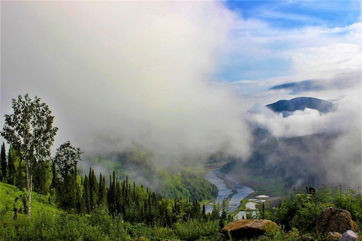 Восходящий туман - Сергей Чиняев