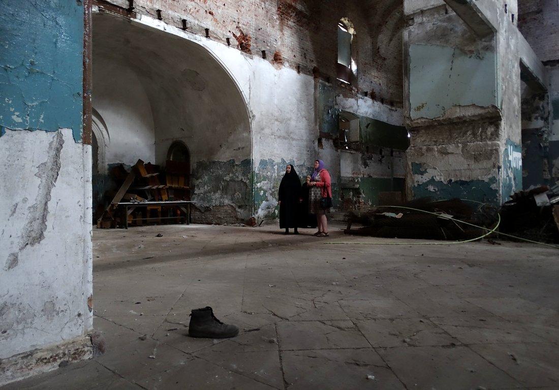 Возвращённый храм - Валерий Чепкасов