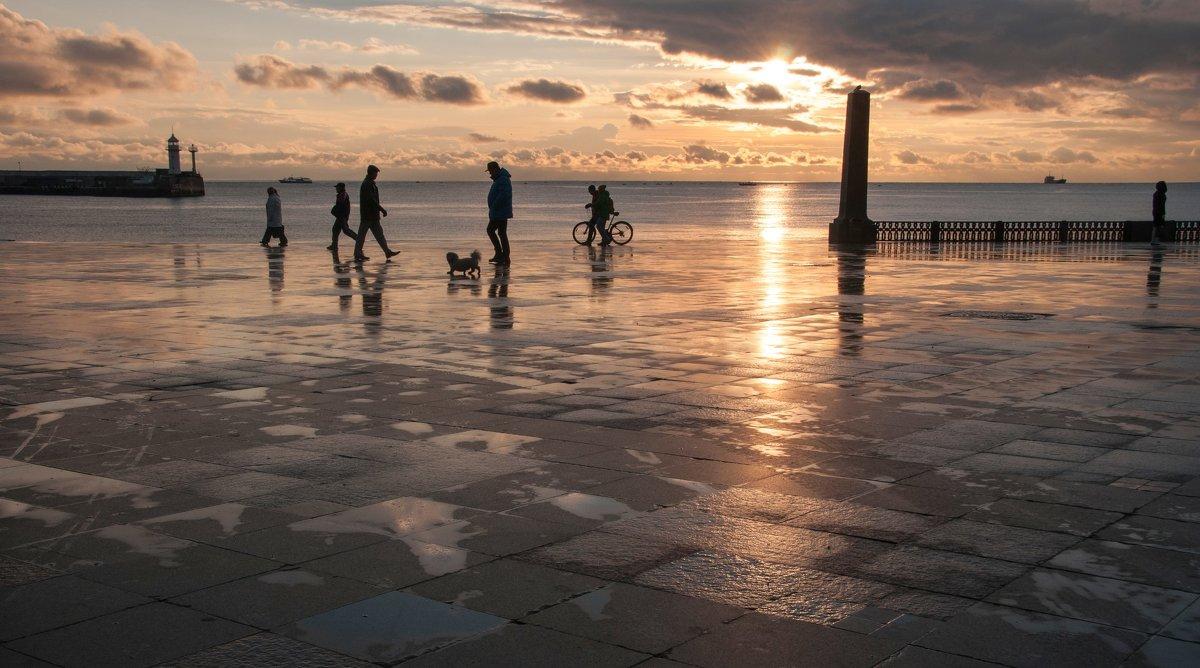 Рассвет над Черным морем - Виталий Репкин