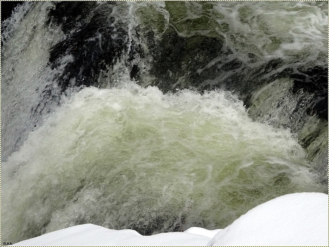 Водопад Кивач - Вера