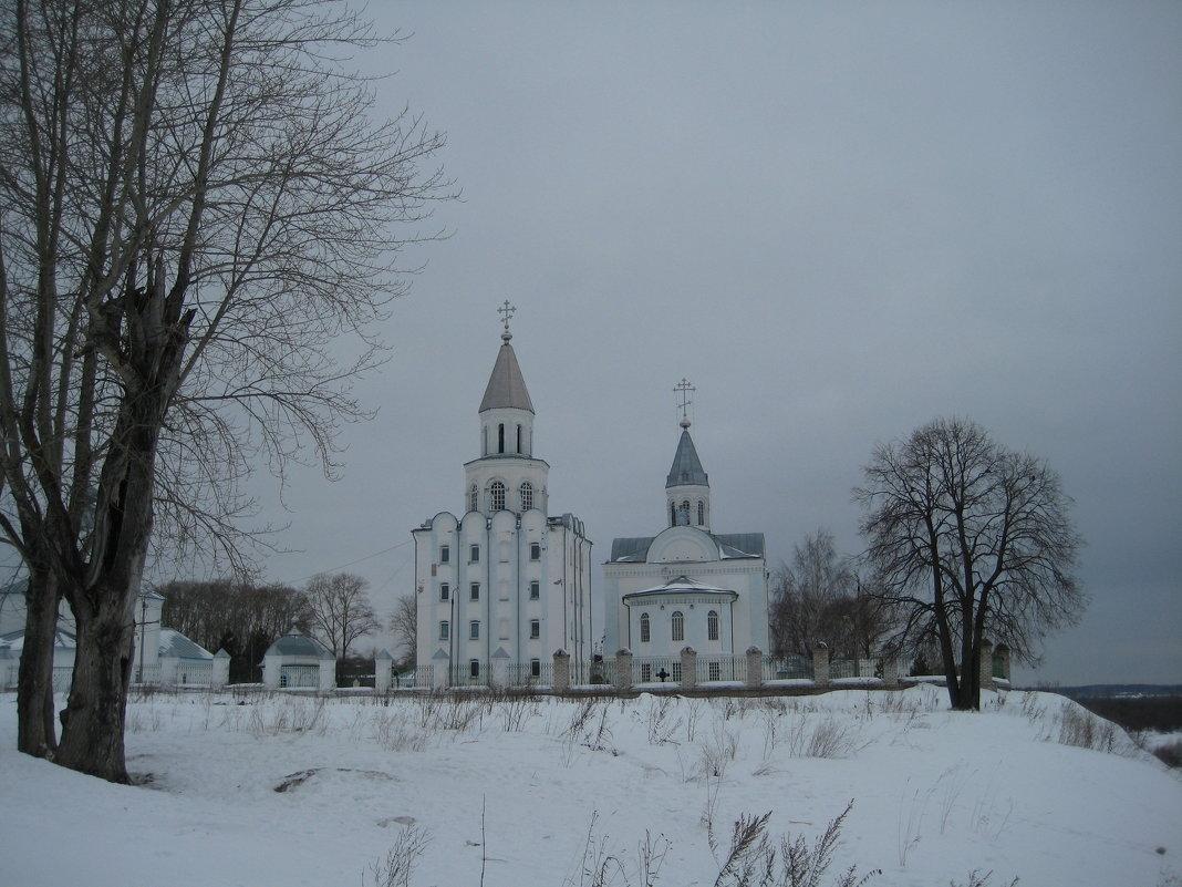 Николаевский монастырь. - Алексей Хохлов