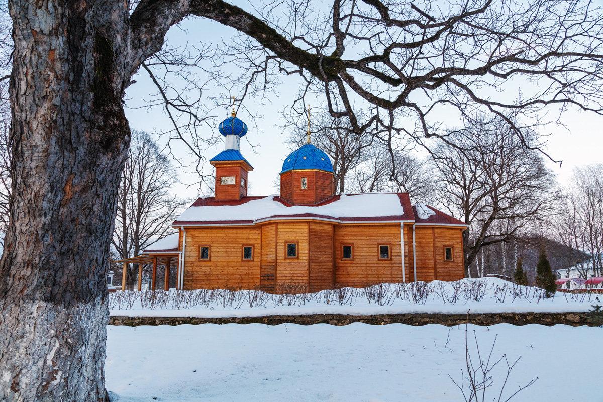 Церковь Михайло-Афонская пустынь - anatoly