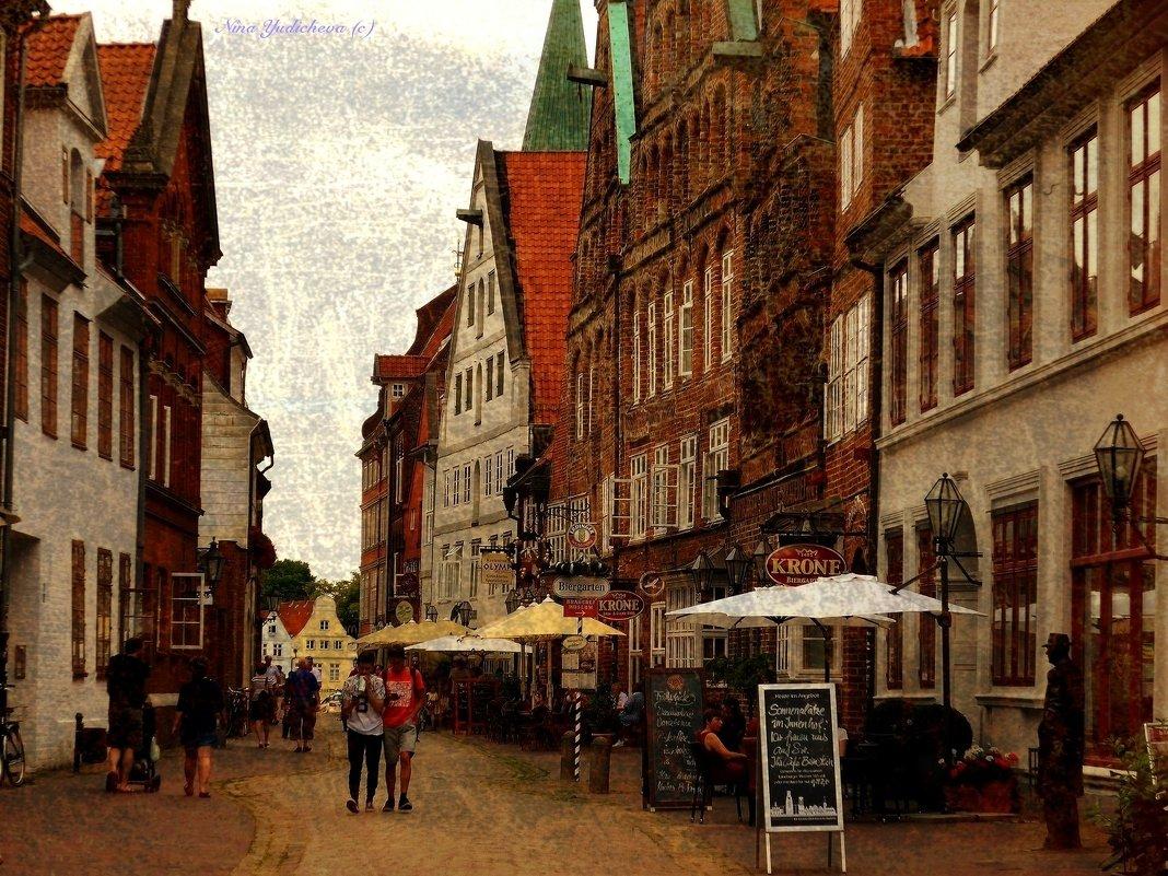 Lüneburg - Nina Yudicheva