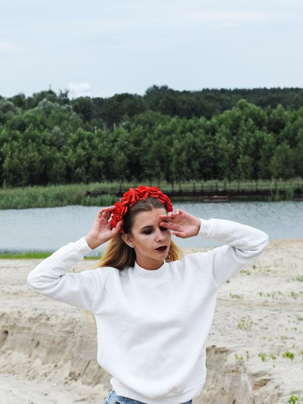 green rose - Anastasia М