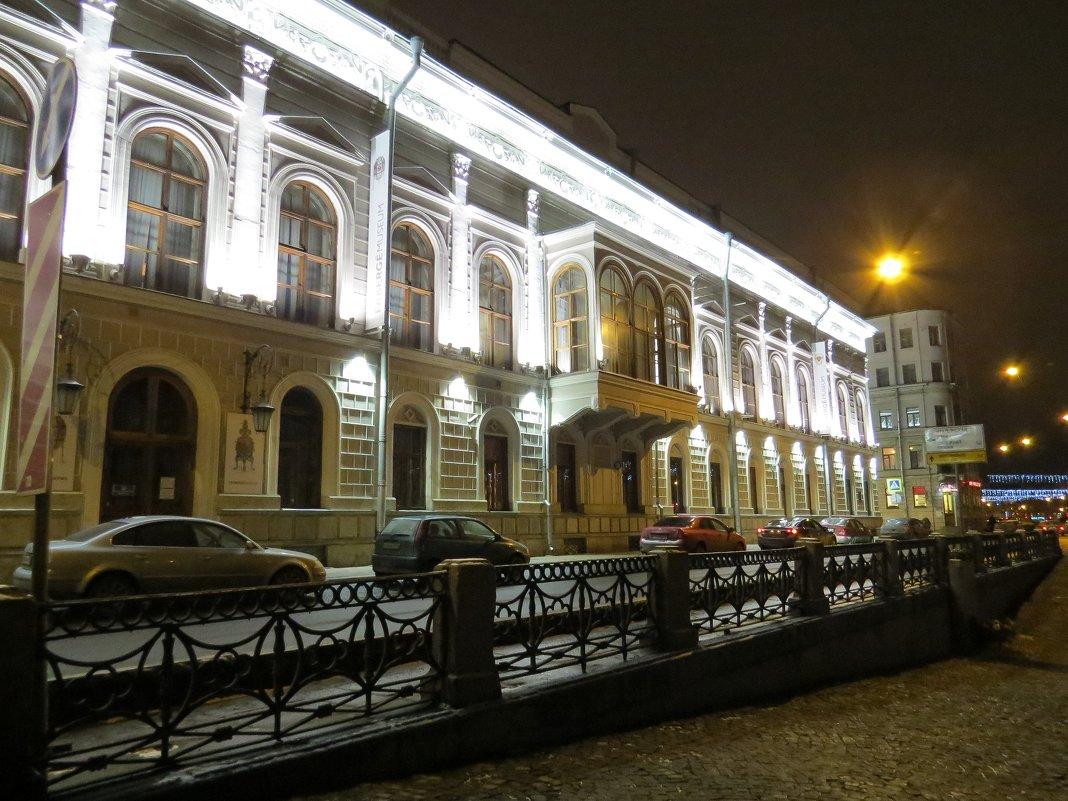 СПб, дворец Шувалова - Валерий Murr