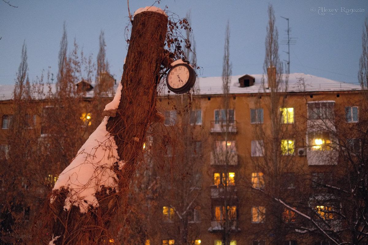 время вечер - StudioRAK Ragozin Alexey