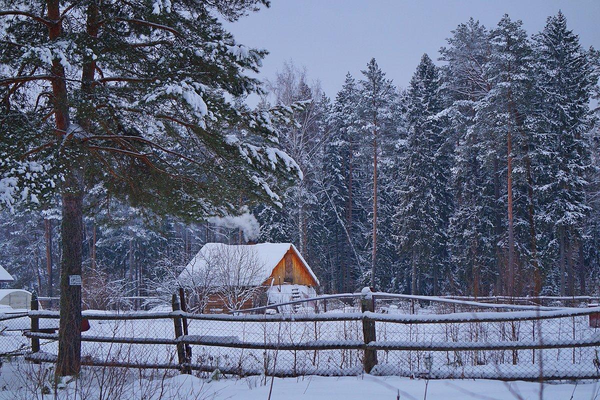 Зимняя сказка - Mavr -