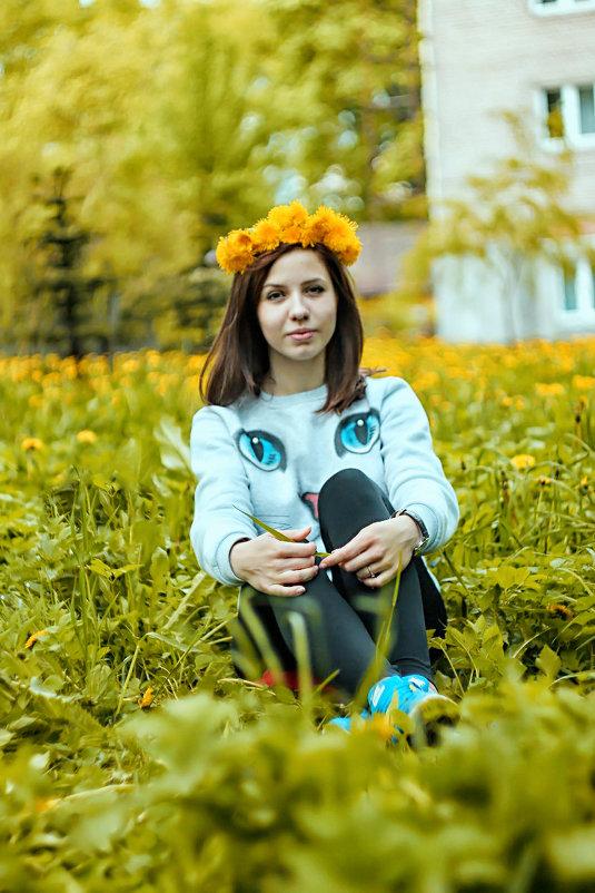 Летняя фотосессия - Дмитрий