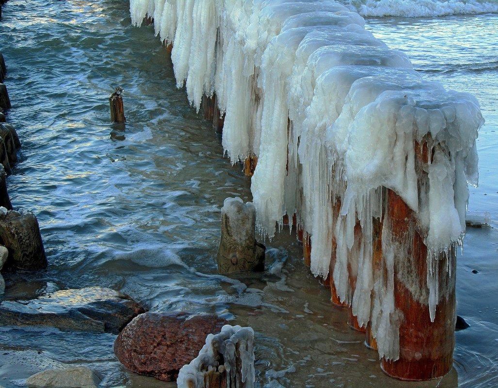 Ледяная одежда - Сергей Карачин