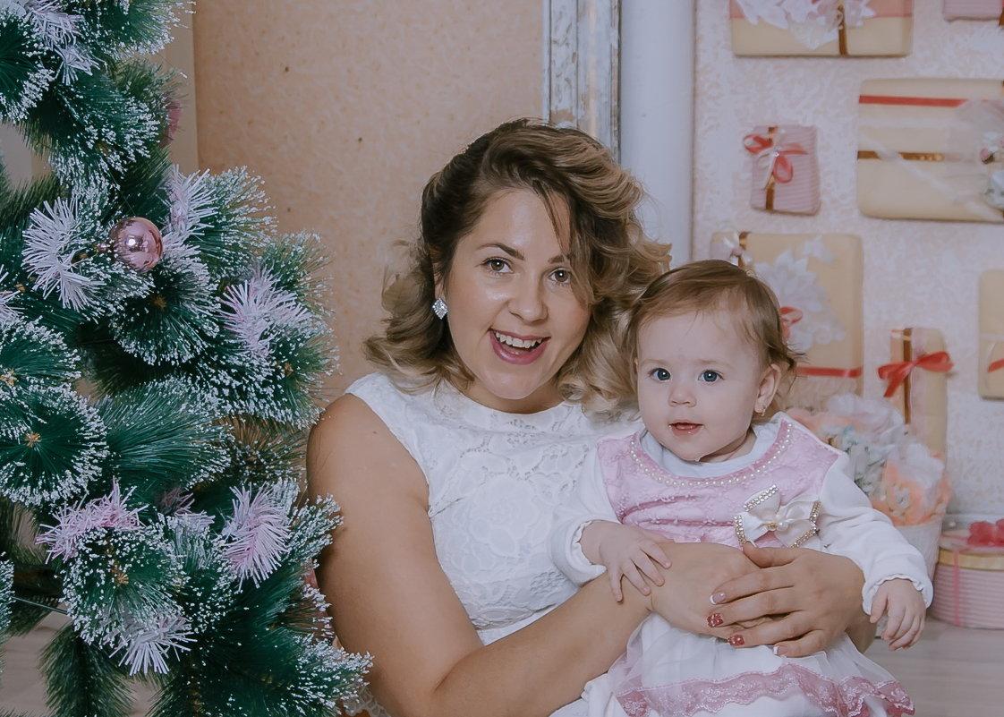 семейное счастье - Анна Бертман