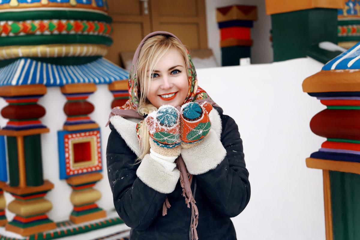 Оля - Оксана Зимнова