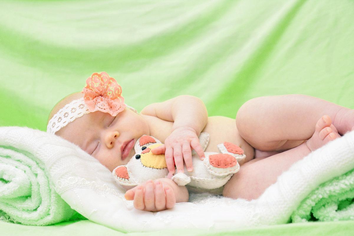 Сладкий сон младенца) - Любовь