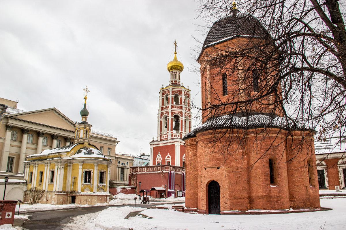 Монастырь - Elena Ignatova