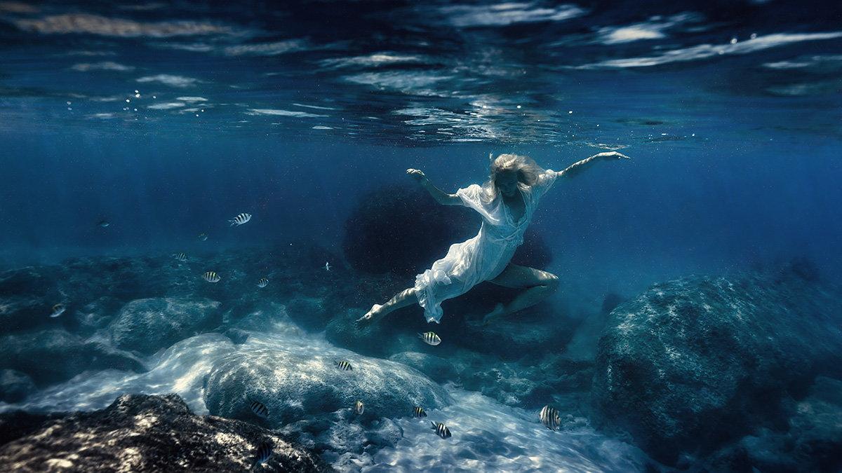 Dance under water - Дмитрий Лаудин