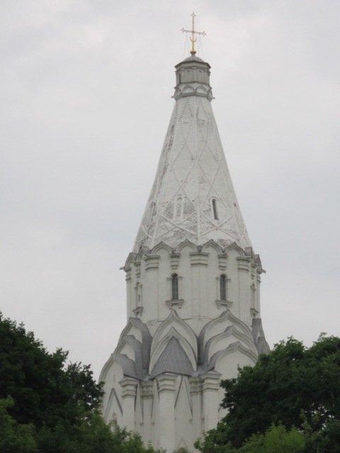 Коломенское. Вознесенская церковь - Дмитрий Никитин