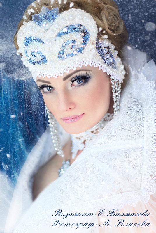 снежная королева - Елена ПаФОС