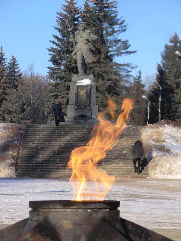 27 февраля - День памяти Александра Матросова... - Владимир Павлов