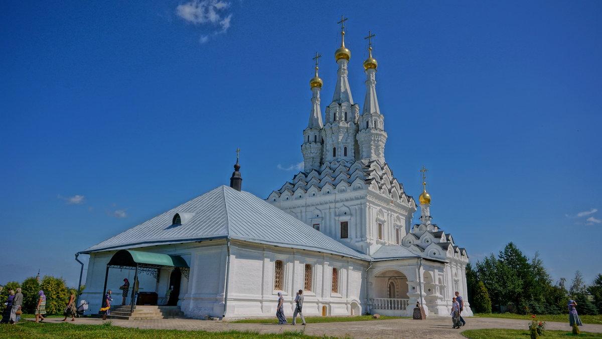 Церковь Одигитрии Смоленской (XVII в) - символ Вязьмы - Andrei Antipin