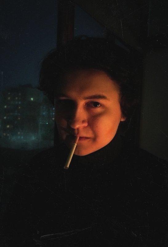 Портрет - Екатерина Иванченко