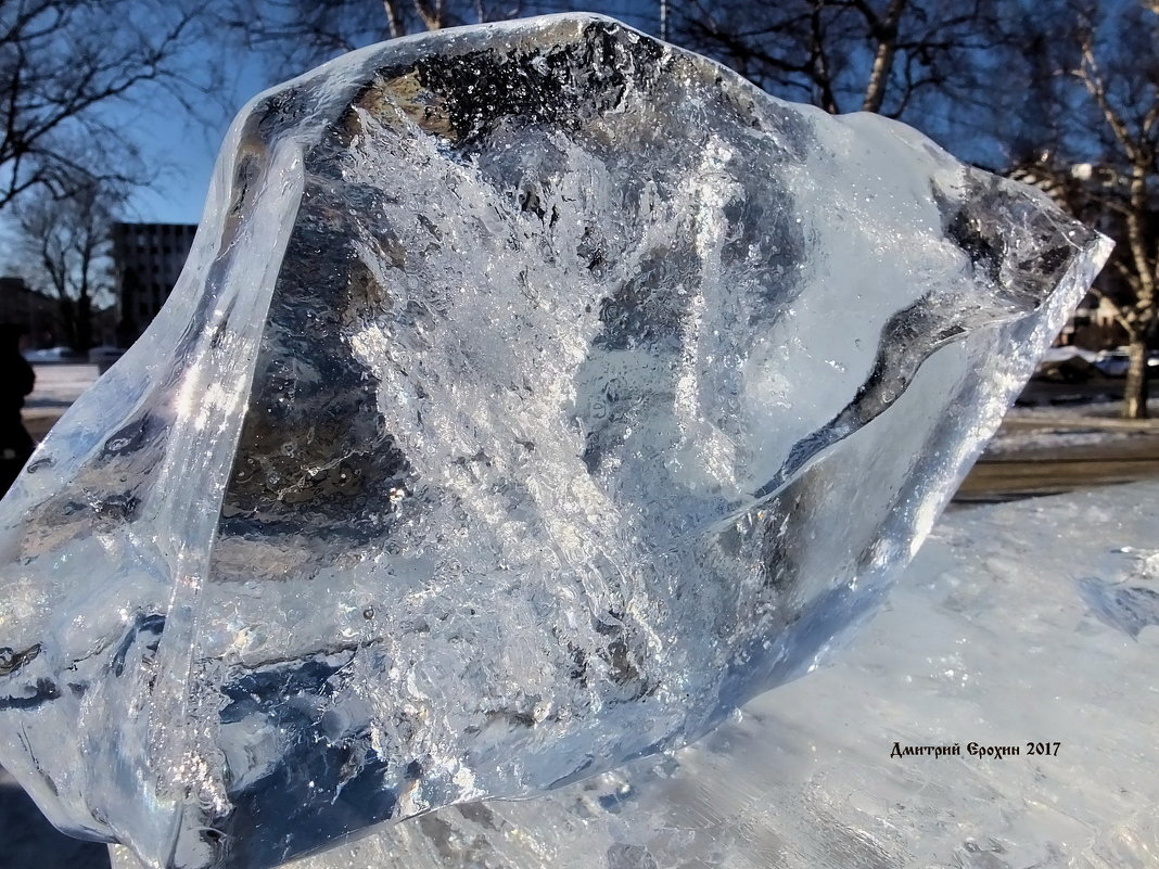 Ледяной узор - Дмитрий Ерохин