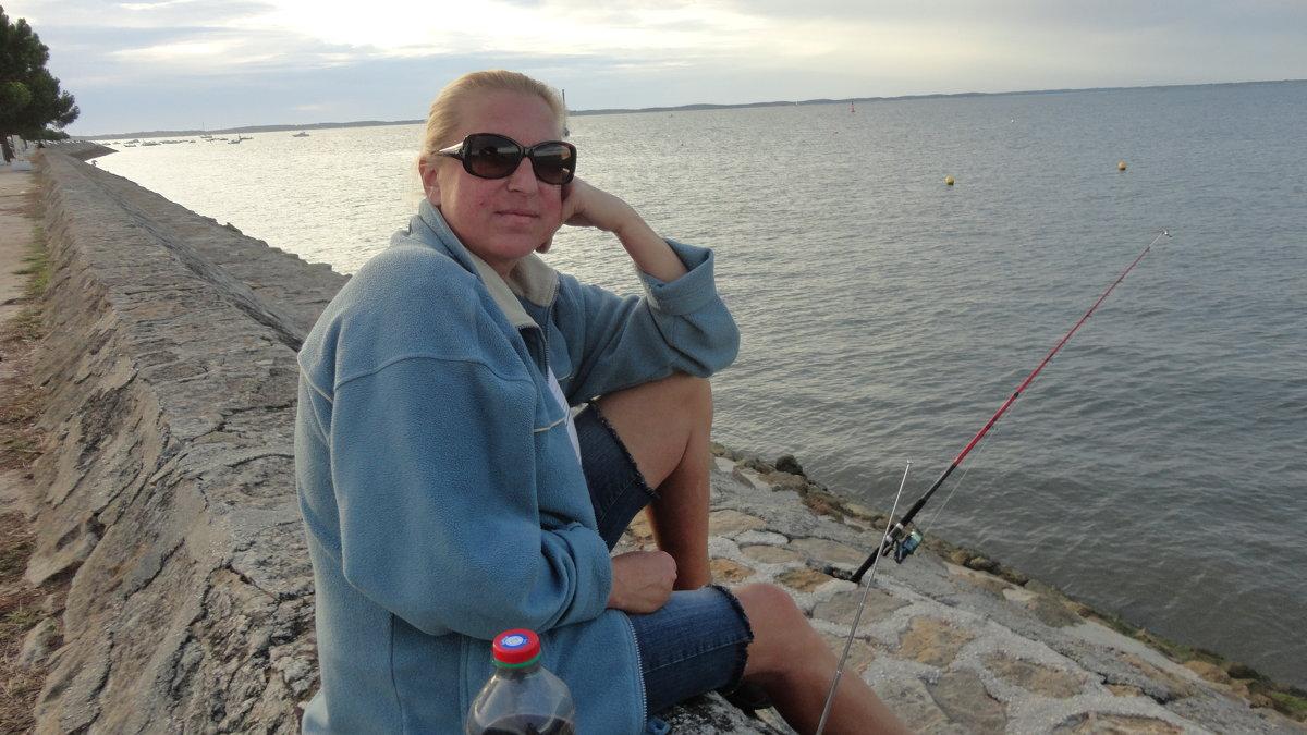 Рыбалка. - Ольга Минская