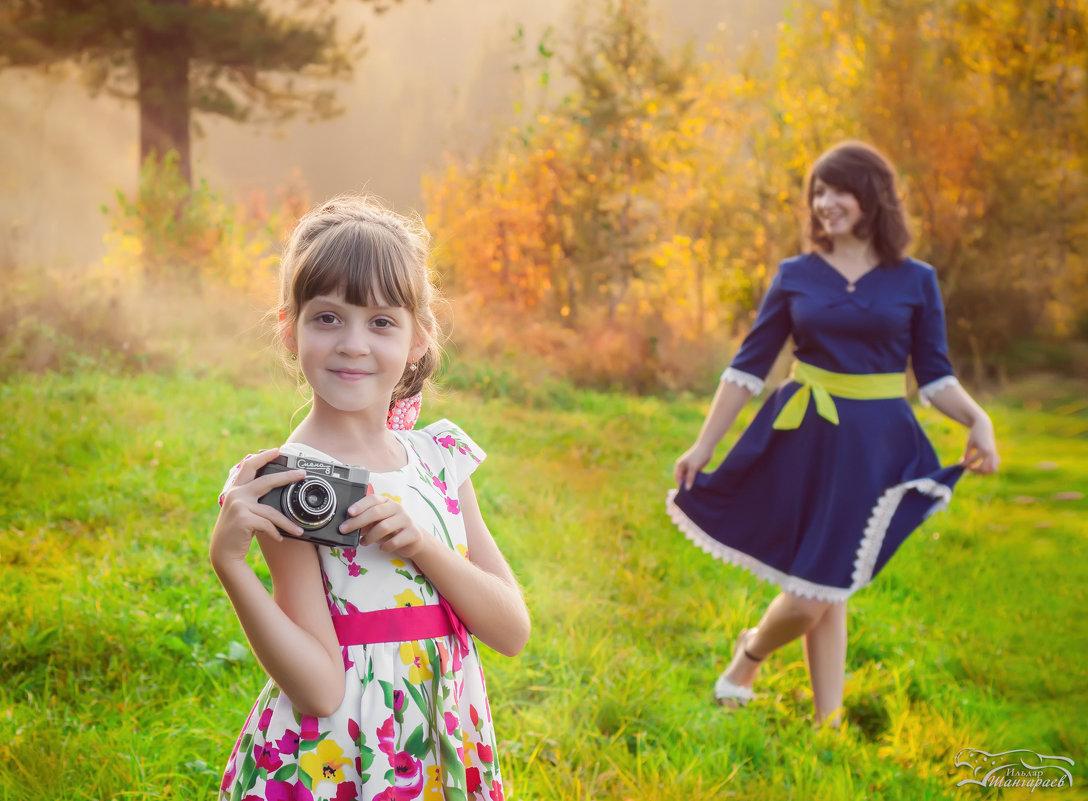 Радостная дочка - счастливая мама! - Ильдар Шангараев