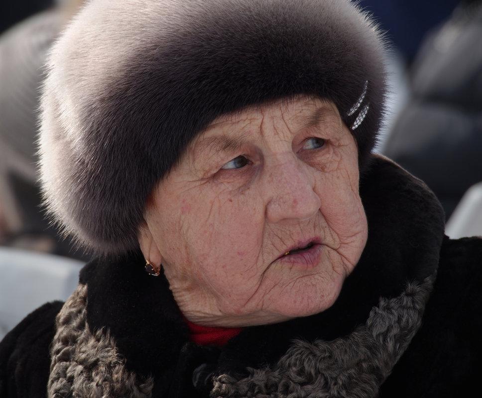 Лица с весёлой масленицы... - Александр Попов