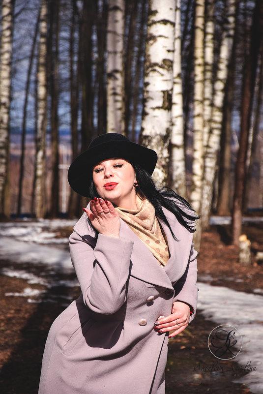 Весна - Каролина Савельева