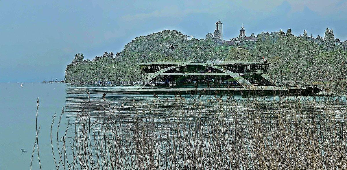 призрак Боденского озера - Александр Корчемный