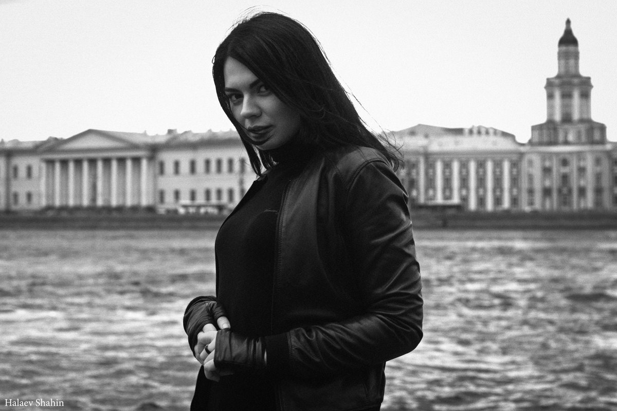 Анастасия - Шахин Халаев