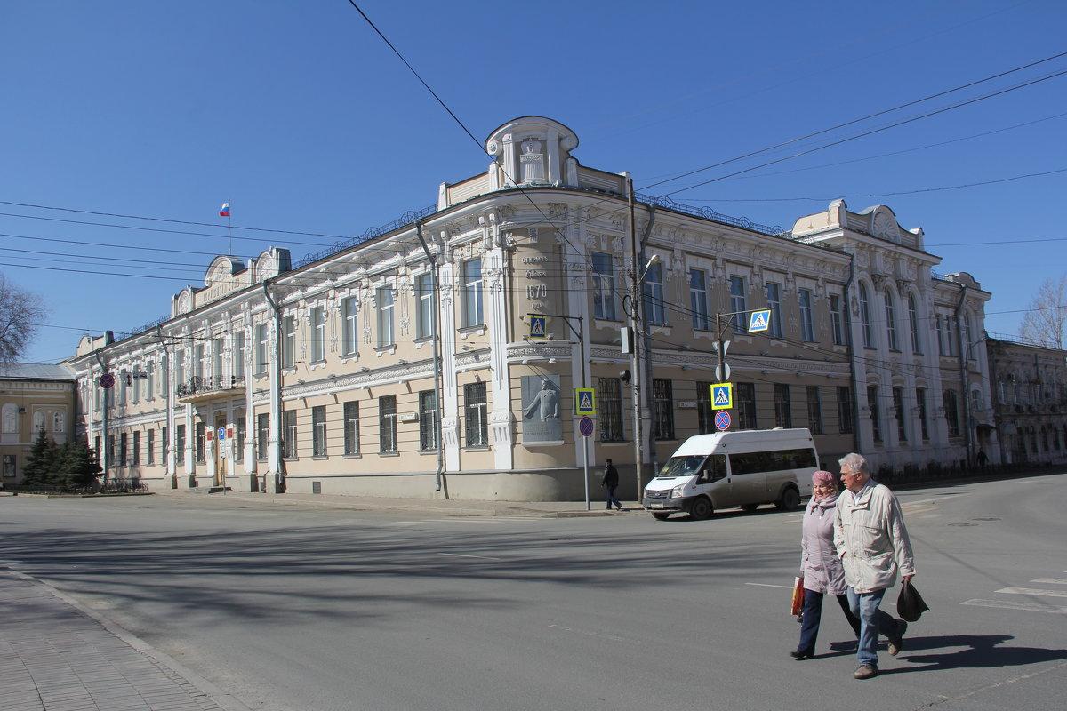 Самарский окружной суд - Александр Алексеев