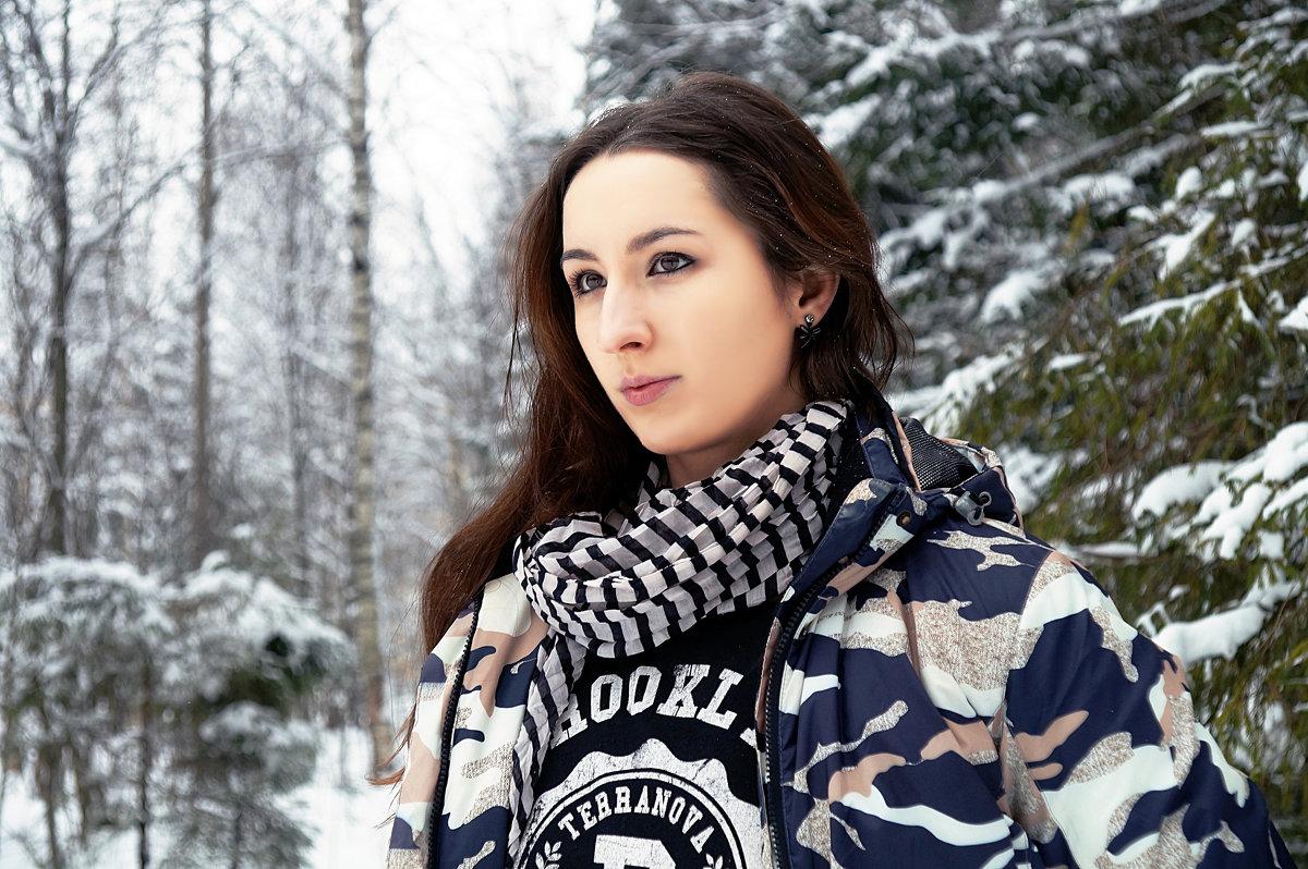 Портрет в лесу - Алексей Подрезов