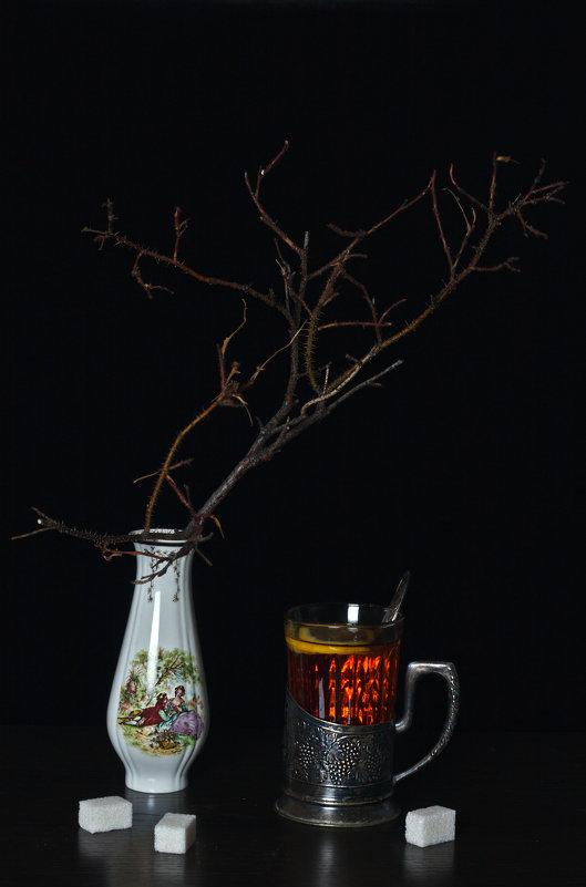 Вечерний чай - Алексей Мезенцев