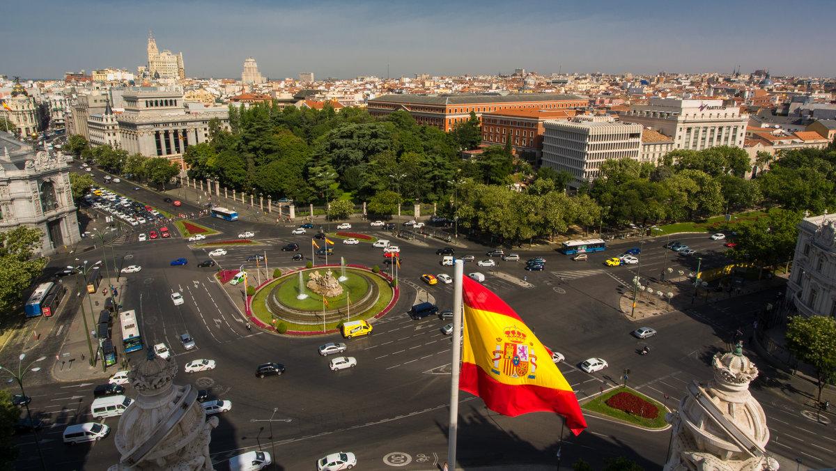 Панорама Мадрида - Dimirtyi